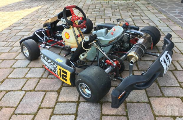 Go Kart – Biesse Motore   Vortex Super Rok  foto-34733