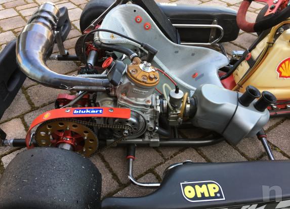 Go Kart – Biesse Motore   Vortex Super Rok  foto-34735