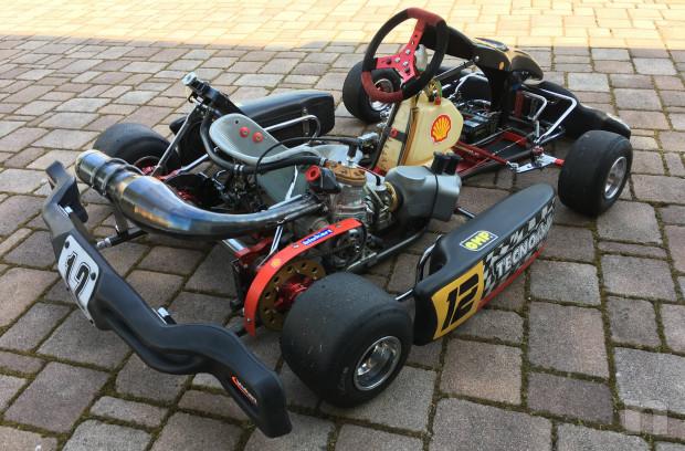 Go Kart – Biesse Motore   Vortex Super Rok  foto-34734