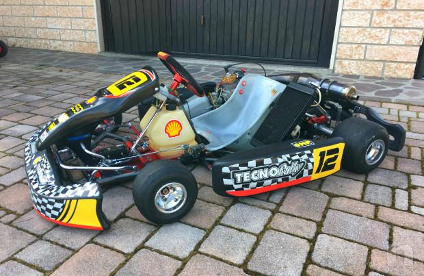 Go Kart – Biesse Motore   Vortex Super Rok  foto-34732