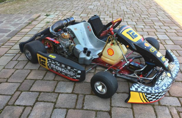 Go Kart – Biesse Motore   Vortex Super Rok  foto-18069