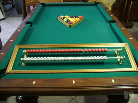 Tavolo biliardo trasformabile foto-34811