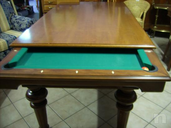 Tavolo biliardo trasformabile foto-18111