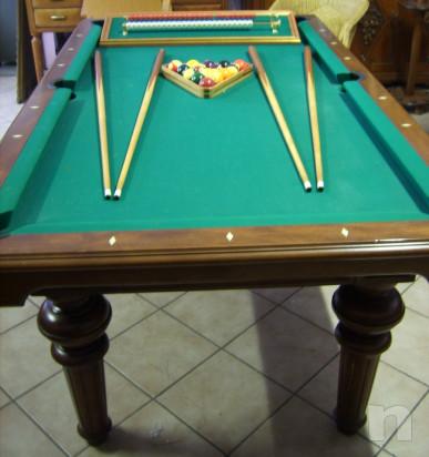 Tavolo biliardo trasformabile foto-34810