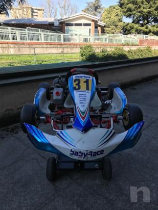 Go Kart 60 mini RoK anno 2018 telaio Parolin foto-34866