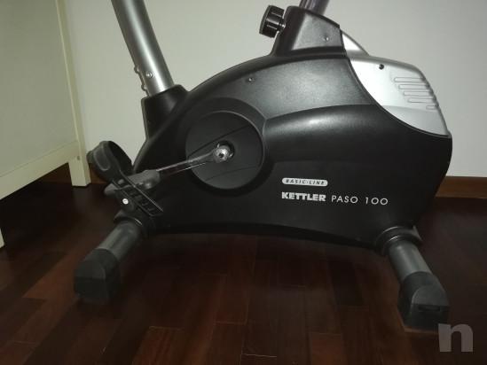 Cyclette Kettler paso 100 foto-34900