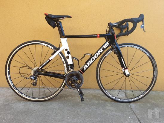 Bici da corsa Argon 18 modello Nitrogen foto-18168
