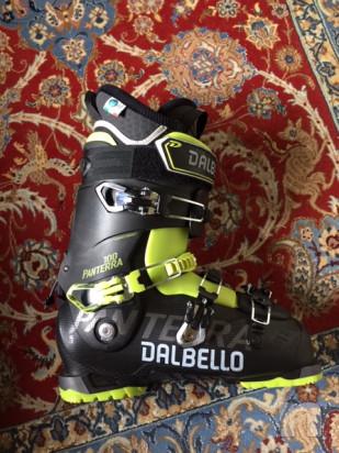 Scarponi Sci Dalbello Panterra 100 Tg. 275 foto-18204