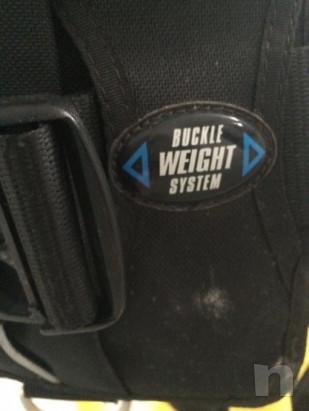 GAV Scubapro glide 2000 da donna buckle weight system taglia xs foto-35097