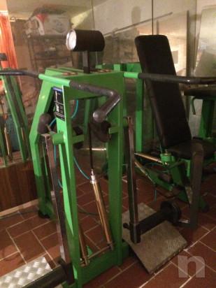 Leg glutes air Machine  foto-18253