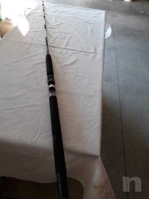 canna e mulinello  da traina   foto-18261