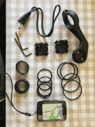 Ciclo computer Gps Garmin 520 plus foto-35268