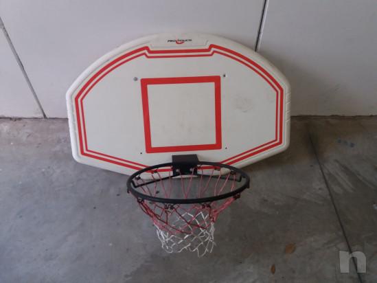 Tabellone canestro basket foto-18336