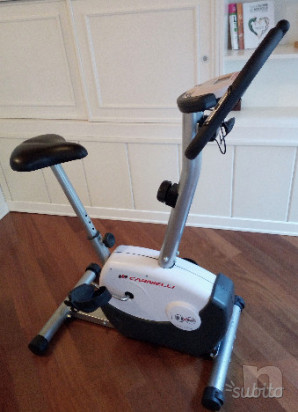 Cyclette Carnielli 8810 magnetica foto-18338