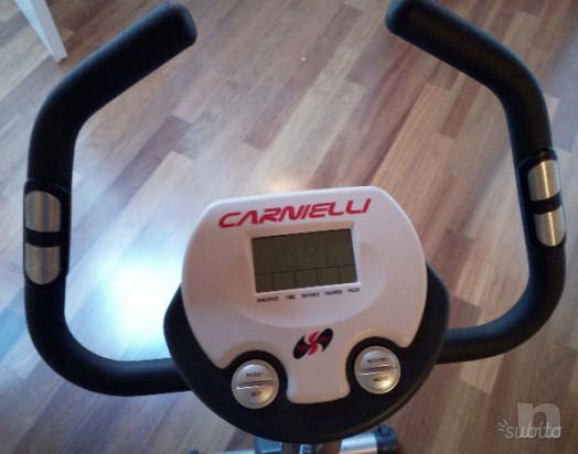 Cyclette Carnielli 8810 magnetica foto-35306