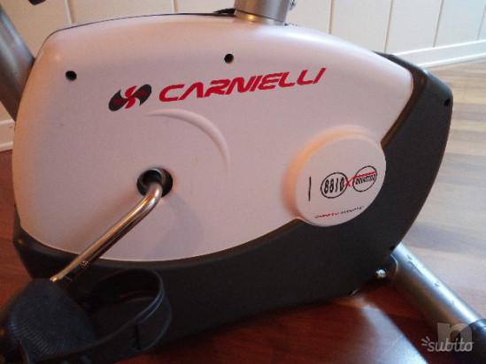Cyclette Carnielli 8810 magnetica foto-35307