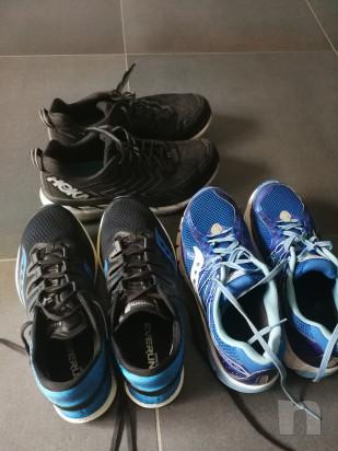 Scarpe running Saucony Hoka Adidas foto-35309