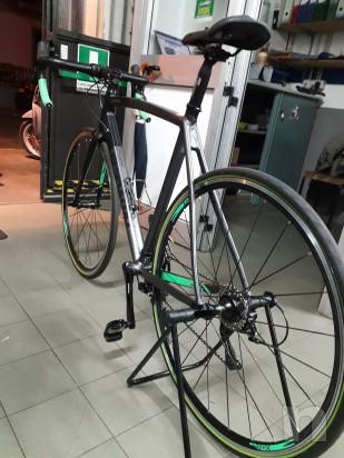 Vendo bici corsa alluminio 11v shimano 105 2017 foto-18344