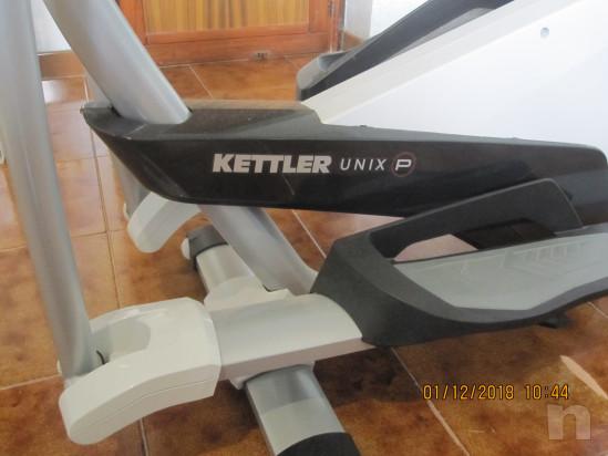 """Ellittica marca Kettler mod.""""Unix P"""" come nuova. foto-35422"""