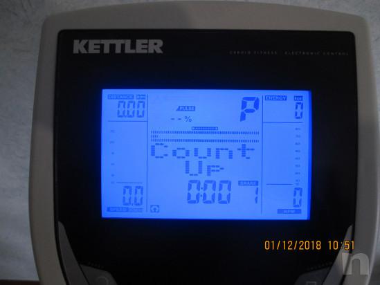 """Ellittica marca Kettler mod.""""Unix P"""" come nuova. foto-35424"""