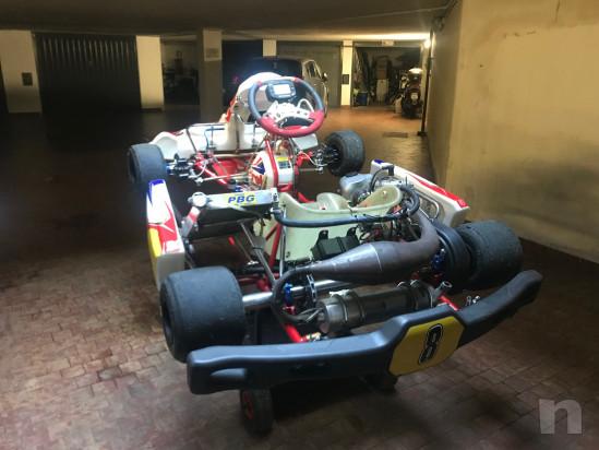 Kart Birel, motore Rok nuovo foto-35436