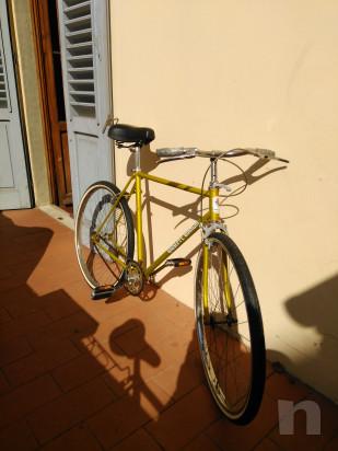 Bici Giuseppe Bianchi anni '70 foto-18399