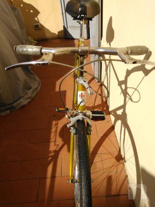 Bici Giuseppe Bianchi anni '70 foto-35440
