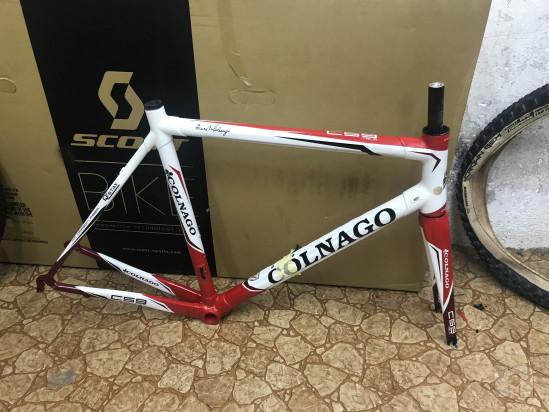 Telaio bici da corsa Colnago C59 misura 58 foto-18404
