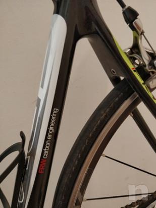 Bici da corsa FRW in carbonio foto-35461