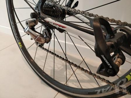 Bici da corsa FRW in carbonio foto-35459