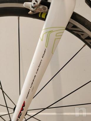 Bici da corsa FRW in carbonio foto-35460