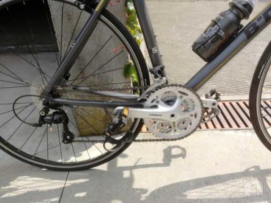 Bicicletta ibrida da corsa modello BTWIN come nuova foto-35496