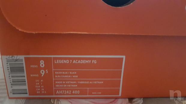 Vendo scarpe da calcio Nike foto-35505