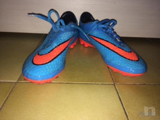 Nike hypervenom blu e arranco scarpe da calcio foto-35521