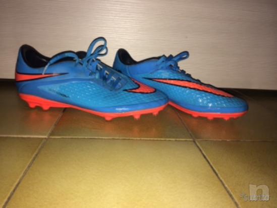 Nike hypervenom blu e arranco scarpe da calcio foto-35522