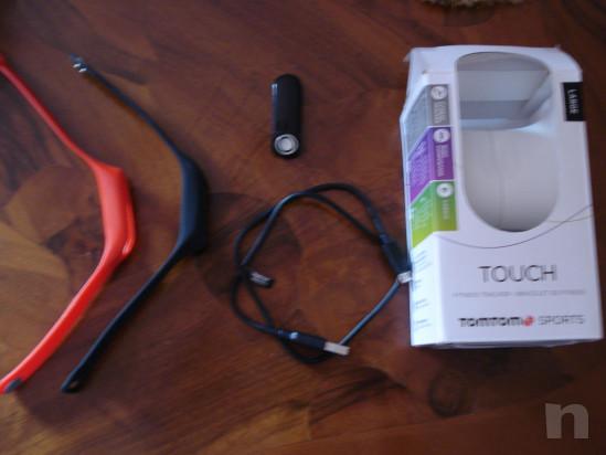 Vendo Braccialetto Fitness TomTom Touch Cardio+Composizione Corporea foto-35535