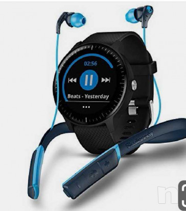 Garmin Vivoactive 3 Smartwatch GPS con Profili Sport, Sensore Cardio e Pagamento Contactless, Nero foto-18478