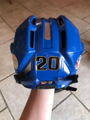 Hockey casco CCM fit lite 3DS foto-35693