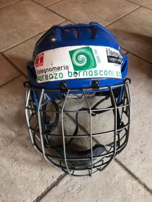 Hockey casco CCM fit lite 3DS foto-35696