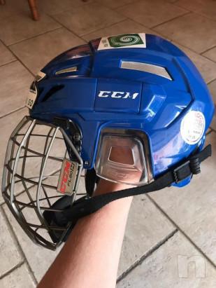 Hockey casco CCM fit lite 3DS foto-18513