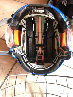 Hockey casco CCM fit lite 3DS foto-35695