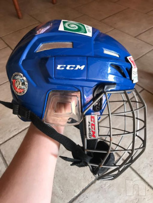Hockey casco CCM fit lite 3DS foto-35694