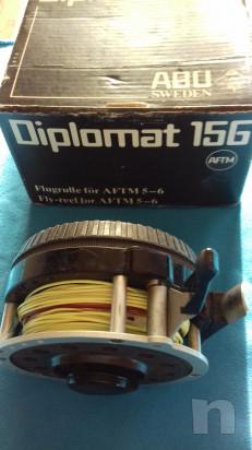 attrezzatura completa pesca con la mosca foto-35765