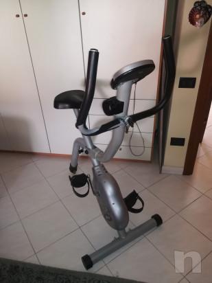 Cyclette praticamente nuova mai usata  foto-18554