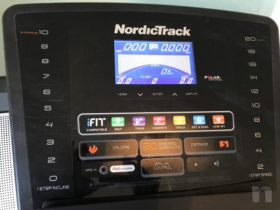 Tapis roulant professionale Nordic Track foto-35868
