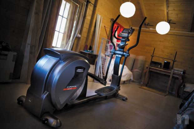 BH Fitness Khronos Generator G260 Elliptical foto-18617