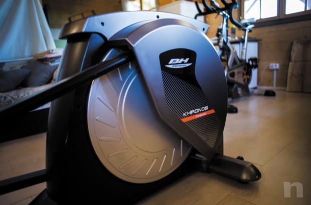 BH Fitness Khronos Generator G260 Elliptical foto-35900