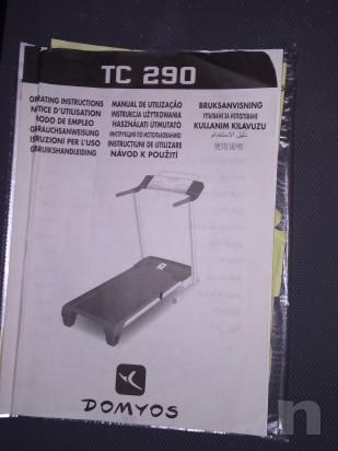 Tapis Roulant Domyos TC 290 foto-35921