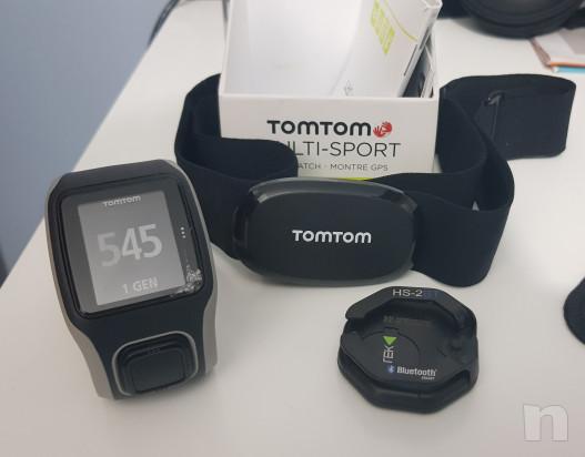 TomTom Multi-Sport Cardio Orologio GPS foto-18642