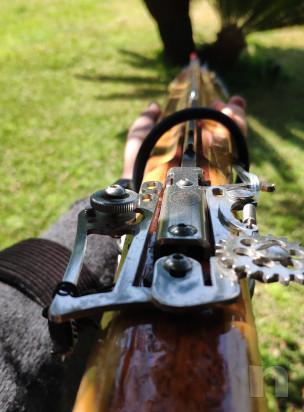 Arbalete roller in legno con aggiuntivo foto-18657
